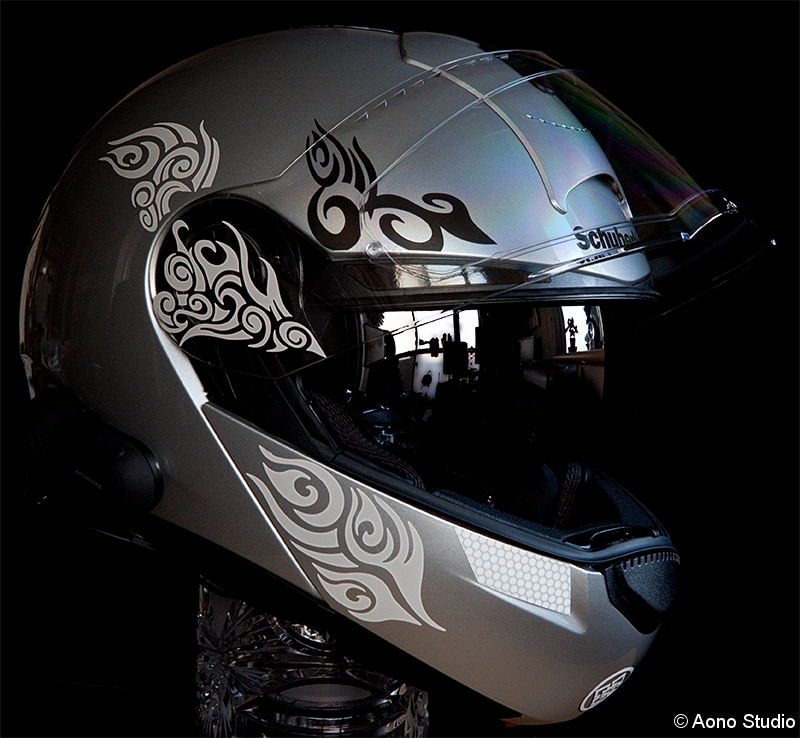 using this Schuberth w/GS