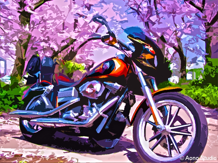 Look'n forward to cherry blossoms